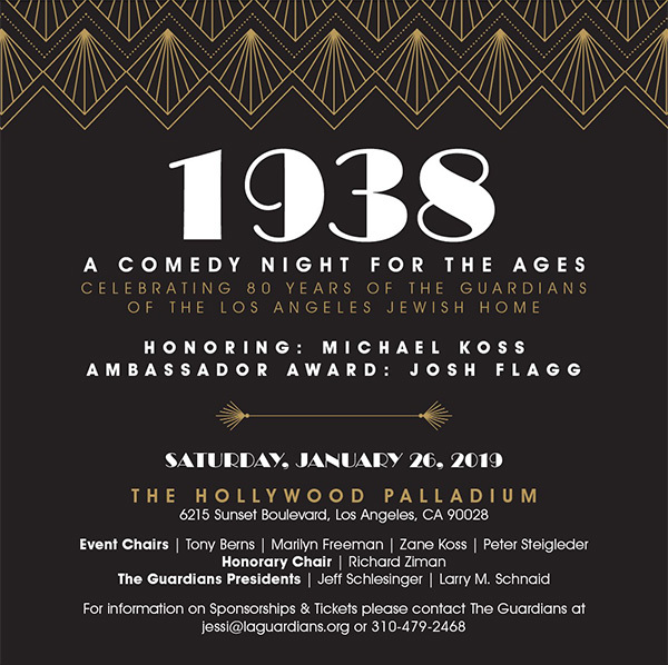 1938 - A Comedy Night For The Ages